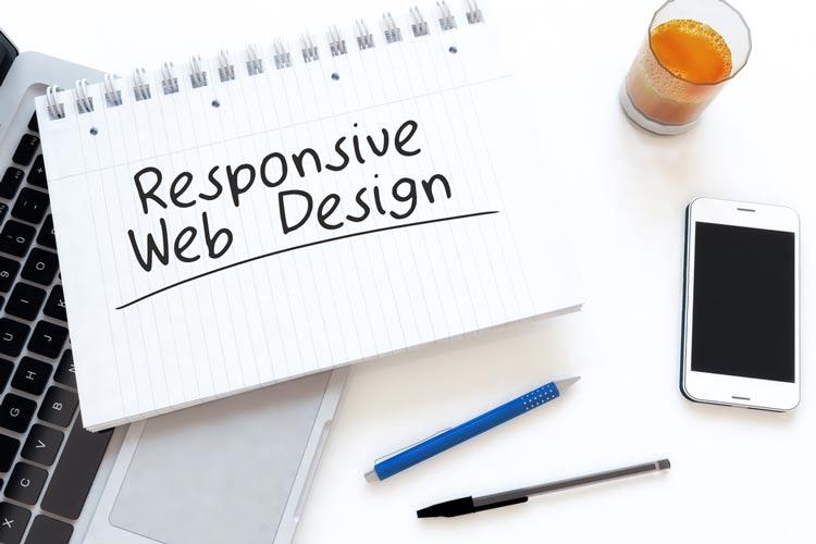 Mobilt webdesign